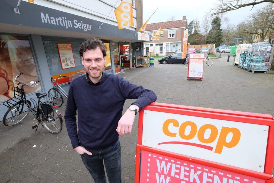 Supermarkteigenaar: 'Samen werken aan gezonde omgeving'