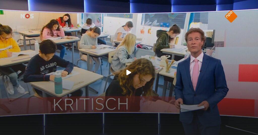 NOS-journaal_Wilhelminaschool
